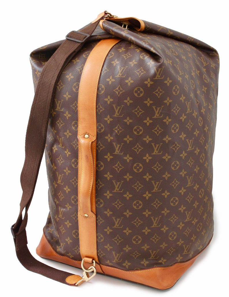 131d246934d Louis Vuitton Sac Marin Sailor Bandouliere GM Travel Luggage