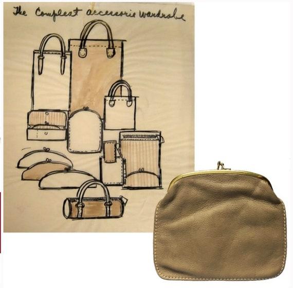 Bonnie Cashin for Coach Pouch Wallet Cashin Carry… - image 8