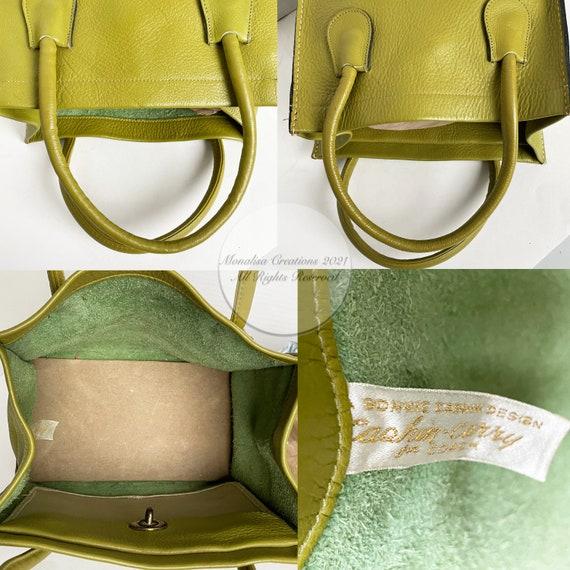 Bonnie Cashin for Coach Tote Bag Rare Cashin Carr… - image 8