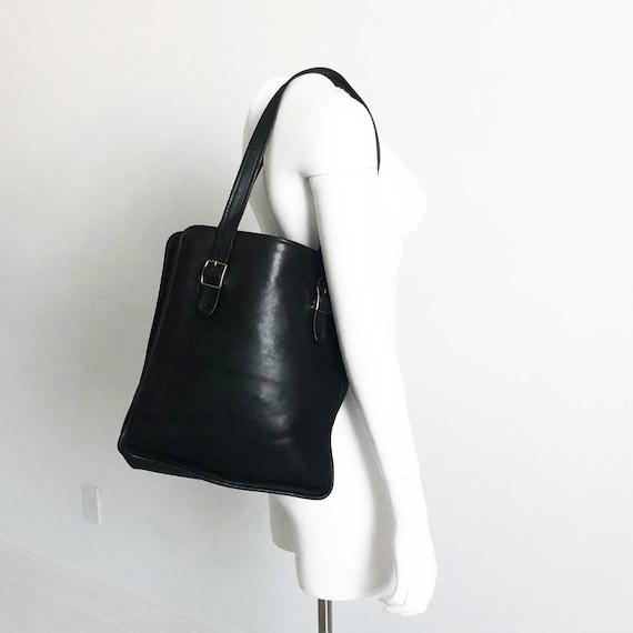 Vintage Coach Bag Bonnie Cashin Tall Shopping Tot… - image 7