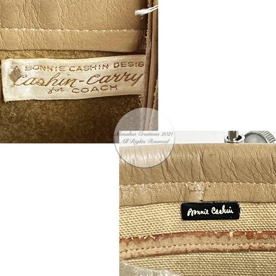 Bonnie Cashin for Coach Bag Cashin Carry Vintage … - image 10