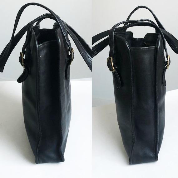 Vintage Coach Bag Bonnie Cashin Tall Shopping Tot… - image 4