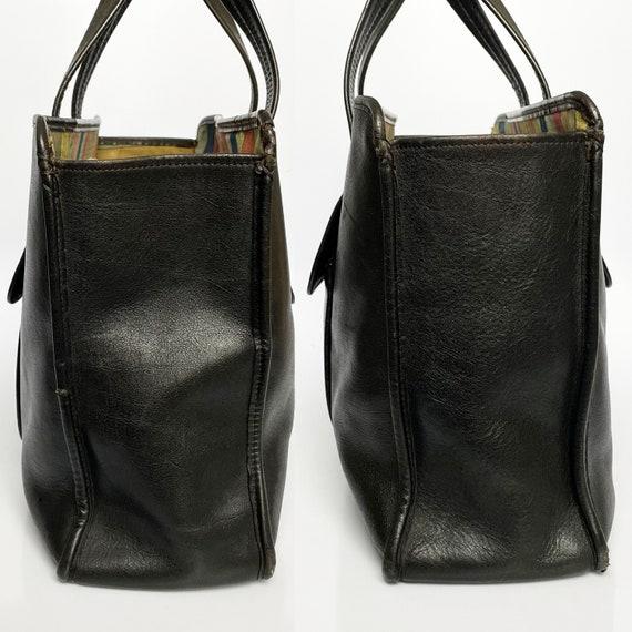 Vintage Bonnie Cashin for Coach Double Pocket Sho… - image 4