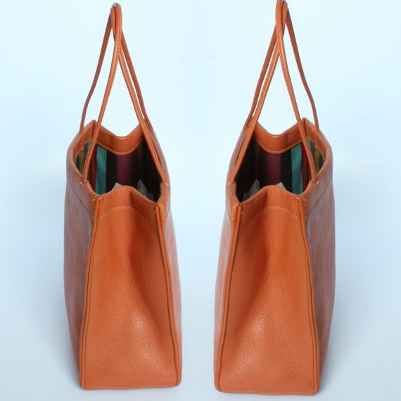 Vintage Bonnie Cashin for Coach Mini Tote Bag Man… - image 3