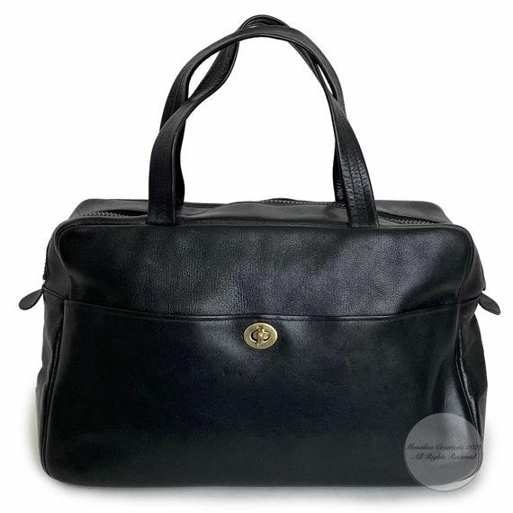 Vintage Bonnie Cashin for Coach Bag Double Pocket… - image 6