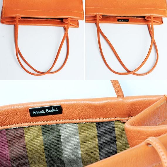 Vintage Bonnie Cashin for Coach Mini Tote Bag Man… - image 6
