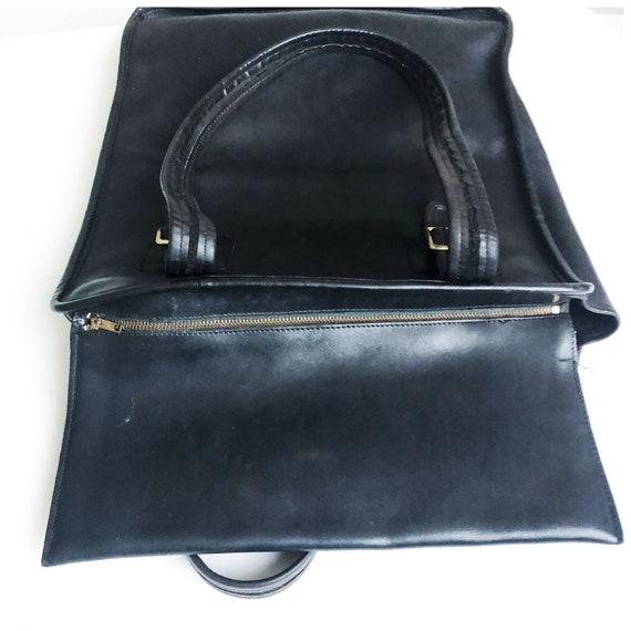Vintage Coach Bag Bonnie Cashin Tall Shopping Tot… - image 8