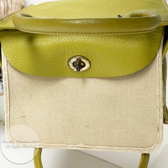 Bonnie Cashin for Coach Tote Bag Rare Cashin Carr… - image 9