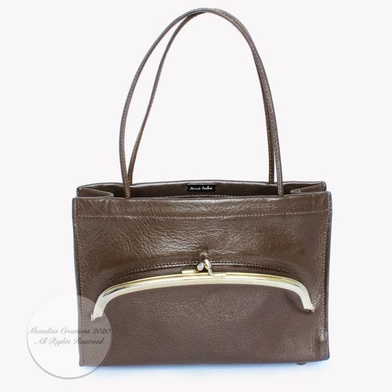 Vintage Bonnie Cashin For Coach Bag Mini Tote wit… - image 3