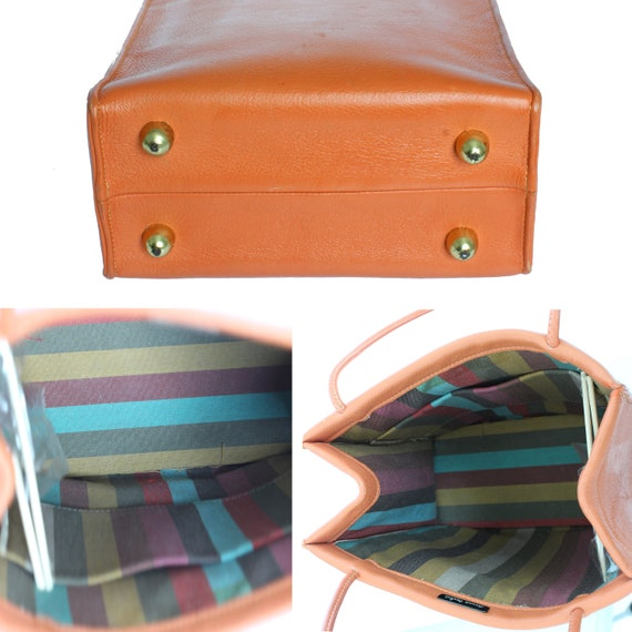 Vintage Bonnie Cashin for Coach Mini Tote Bag Man… - image 5