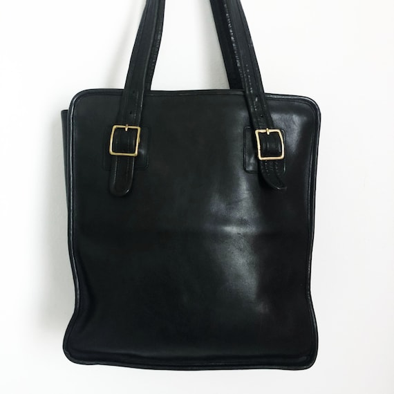 Vintage Coach Bag Bonnie Cashin Tall Shopping Tot… - image 3
