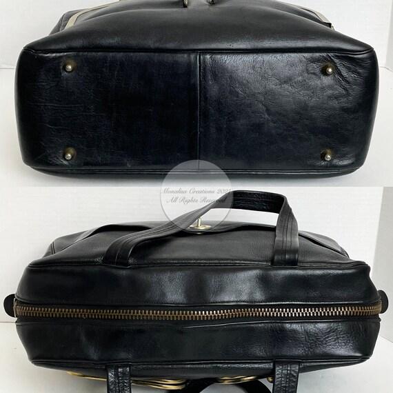 Vintage Bonnie Cashin for Coach Bag Double Pocket… - image 7