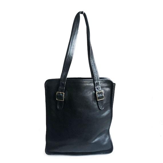 Vintage Coach Bag Bonnie Cashin Tall Shopping Tot… - image 6