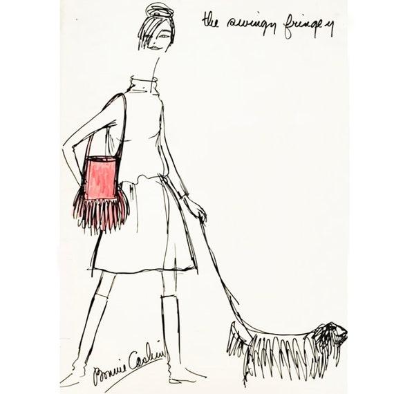 Bonnie Cashin for Coach Bag Cashin Carry Vintage … - image 4