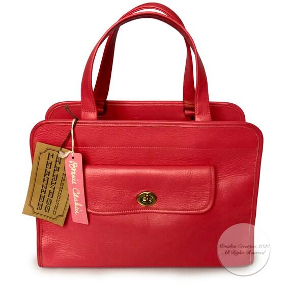 Vintage Bonnie Cashin for Coach Safari Bag Tote G… - image 1