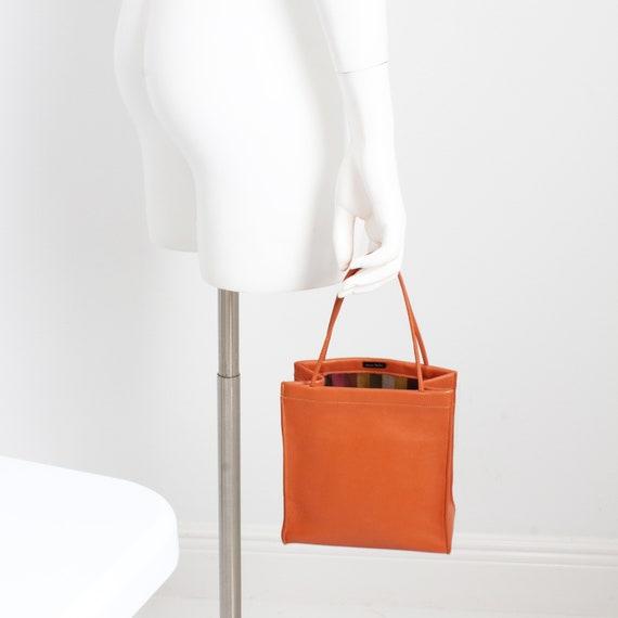 Vintage Bonnie Cashin for Coach Mini Tote Bag Man… - image 2