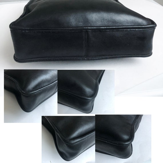 Vintage Coach Bag Bonnie Cashin Tall Shopping Tot… - image 9