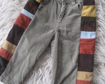 recycled kids clothing tutorial pdf - patch pants