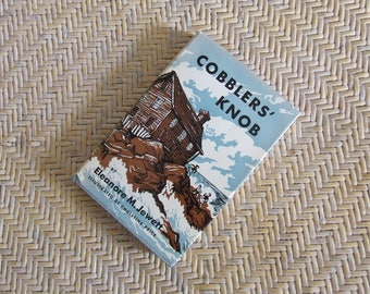Cobblers' Knob by Eleanore M. Jewett Published by Viking Used Hardcover Nostalgic Book Gift Second Printing 1960