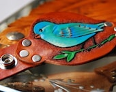 Bluebird of Happiness Corsage