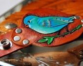 Bluebird of Happiness Corsage