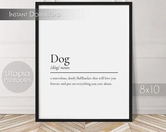 Funny dog sayings   Etsy