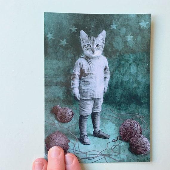 My only brother, Filip – kunstkort