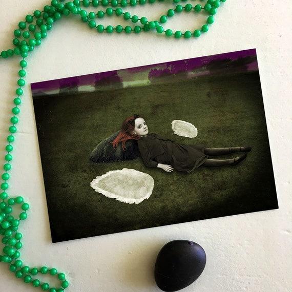The Fatigue – kunstkort
