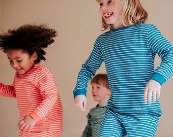 Organic Cotton Unisex Pajamas