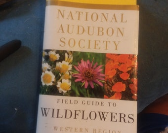 National Audubon field guide to wildflowers
