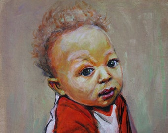 8x10 Portrait of Your Child