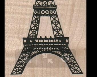 Paris France Eiffel Tower Tile Collage Pen Holder Clip For Planner Journal Book Cheap Sales Business & Industrial