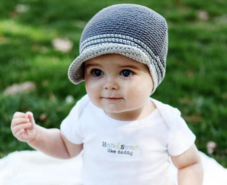43ce5b206d6 Newborn Hat Baby Boy Hat Crochet Baby Hat Baby Newborn Hat