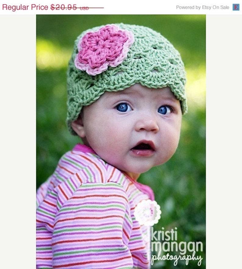 5ccdbdd056a Crochet Baby Hat Baby Girl Hat Newborn Beanie Baby Newborn