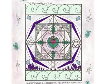 Arcturus Victoria Elohim of the Seventh Ray   Etsy