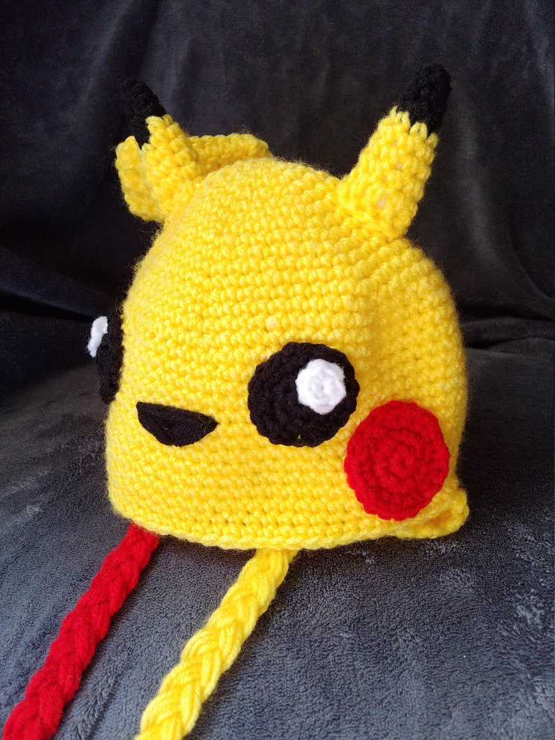 Pikachu Hat image 0