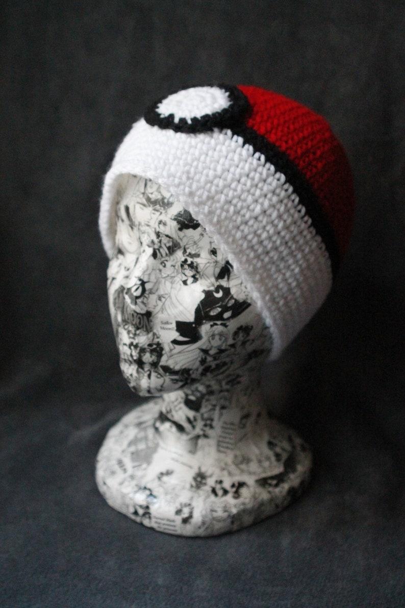 Pokeball Hat image 0
