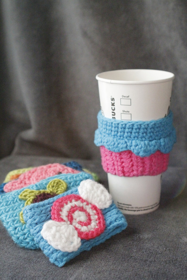 Reusable Coffee Cup Sleeve image 0