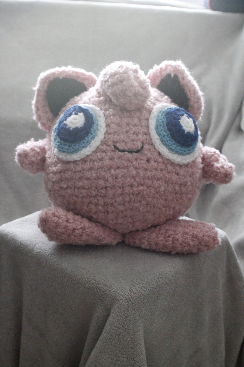Crochet Jigglypuff image 0