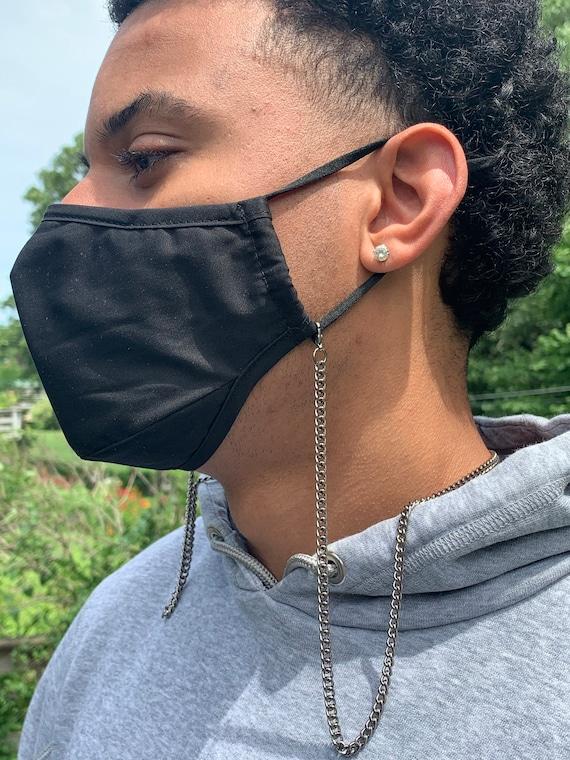 UnderTheRose Mask Lanyard Chain Personalized Stylish Mask Holder 24-Inch Customized Jewelry Glasses Strap Accessory