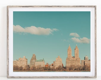 Upper West Side, New York City Photography, NYC Wall Art, Urban Wall Decor, 5x7 to 20x24 Travel Photography Print