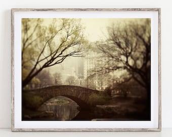 New York City Print, Central Park, New York Photography, NYC Print, Fine Art Photography, Travel,8x10 Fine Art Print - Fairytale of New York
