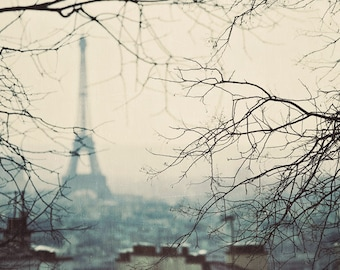 "Eiffel Tower, Paris Print, Travel Photography Print, Travel Gift, Paris Photography, Fine Art Photography, Wall Decor""Entre Nous"""