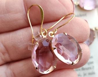Turks Earrings Wire Wrapped Pearl Feather Tassel Earrings  pink valentines day earrings