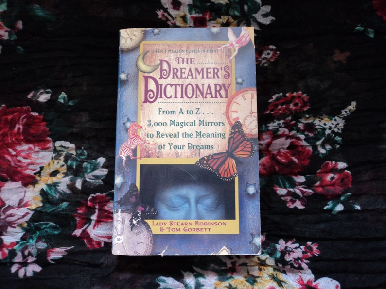 The Dreamer's Dictionary  From A to Z 3000 Magical image 0