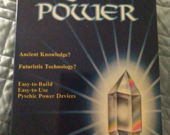 Crystal Power (Llewellyn's Psi-tech series) by Michael G. Smith