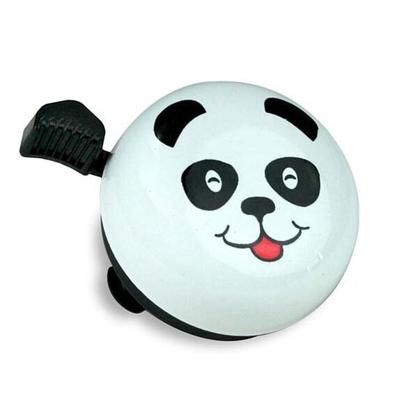 Happy Panda - dzwonek rowerowy