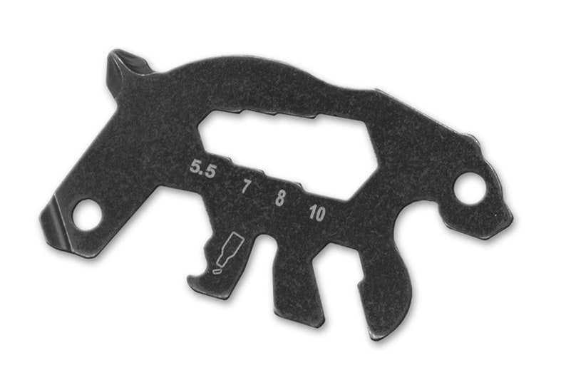 Bear Micro-Tool Multi-Tool  Men's Gift by Trixie & Milo. image 0