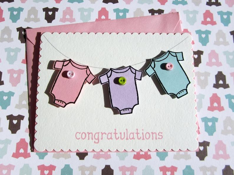 Baby Clothesline  Pink Version image 0