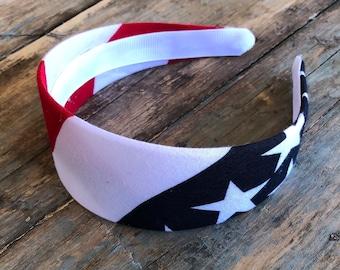 American Flag Headband Hair Band Fashion Headband